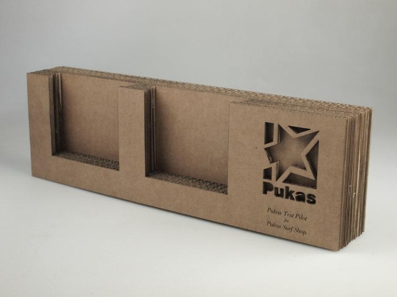 Porta postales PUKAS 0