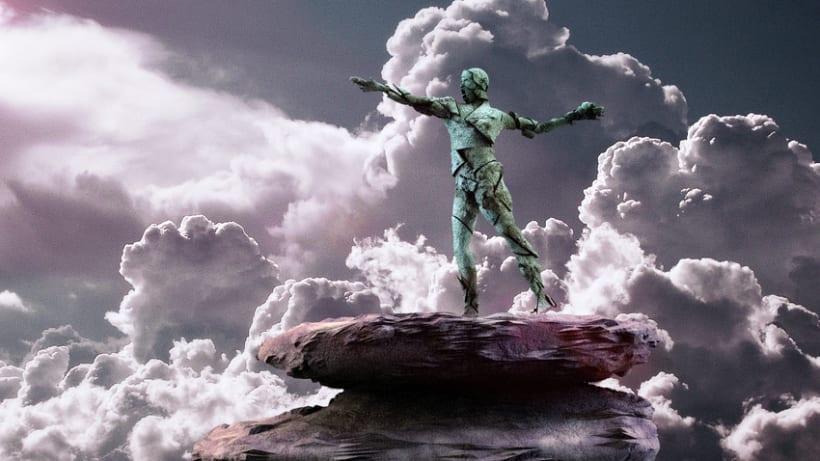 Estatua de Piedra TEST 01 6