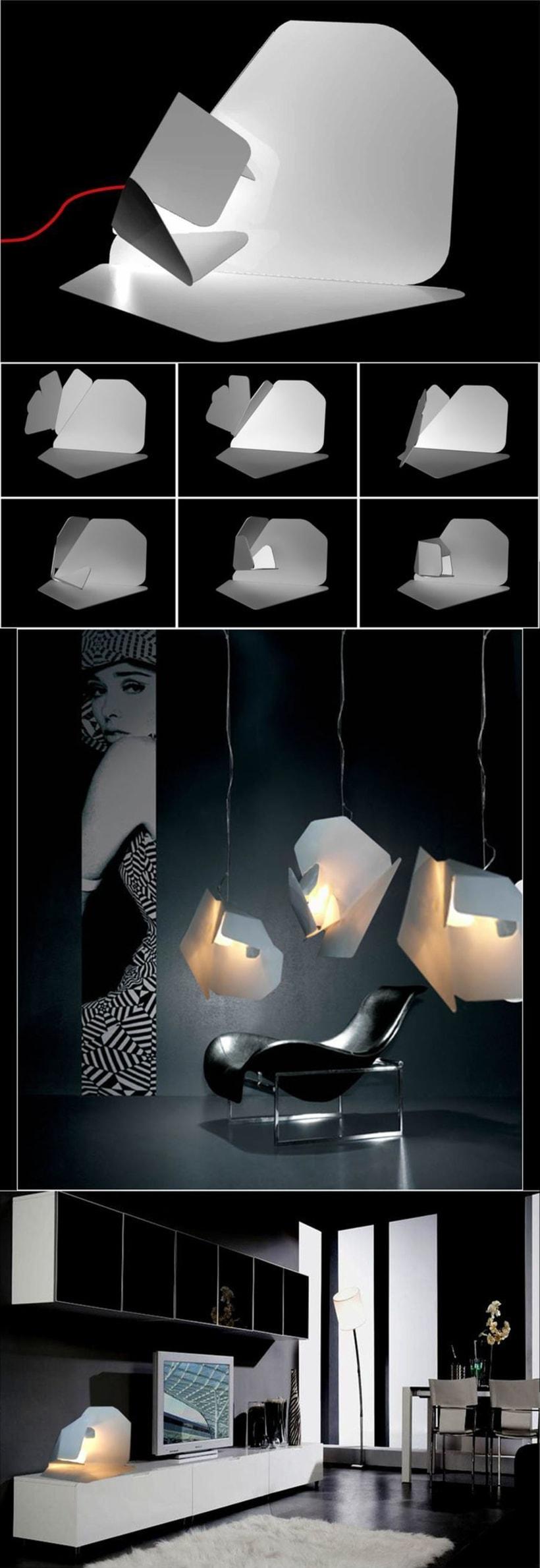 Plec - familia de lámparas 0