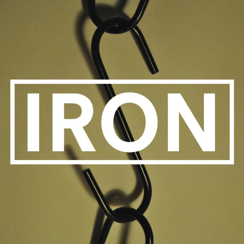 IRON //  -1