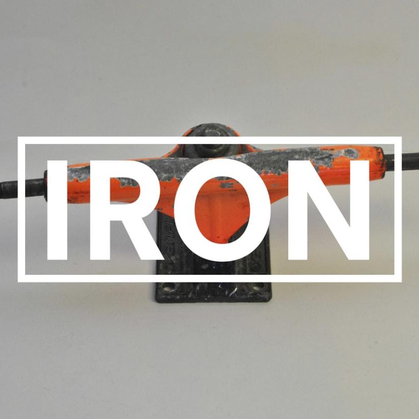 IRON //  1