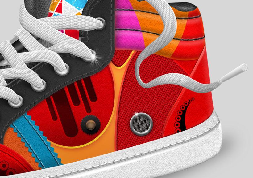 Render zapatillas deportivas 0