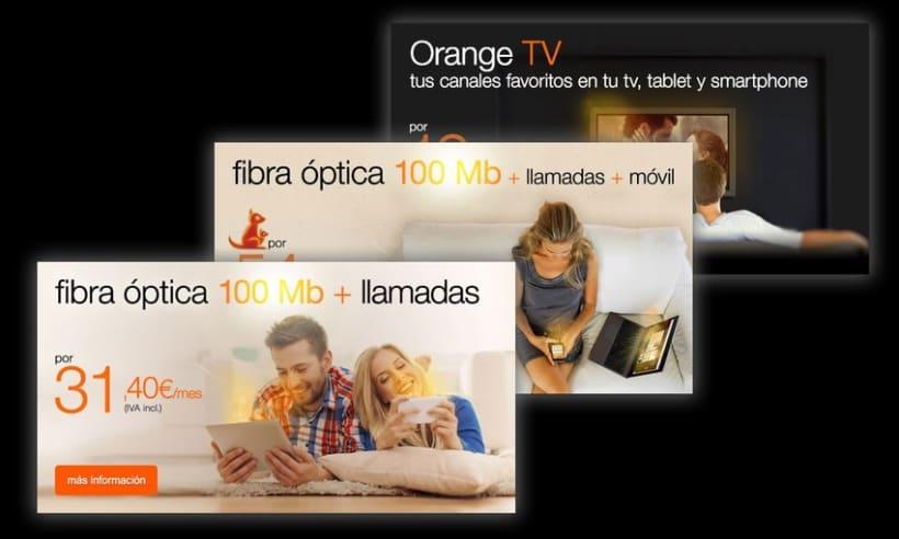 Fibra Óptica de Orange -1