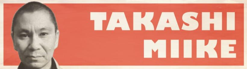 Takashi Miike Film Posters 0