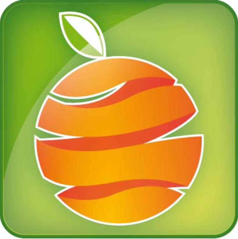 Logotipo Verdura directa 0