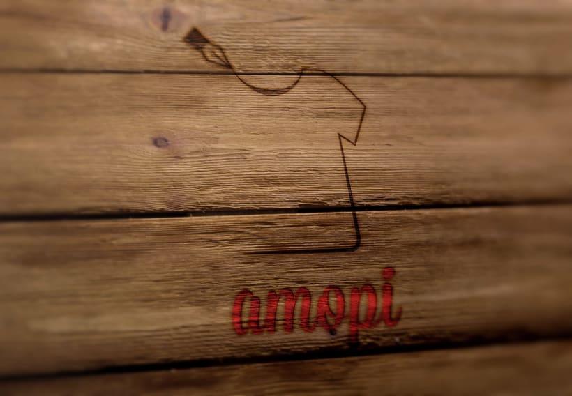 AmopiCamisetas - Identidad Visual Corporativa 1