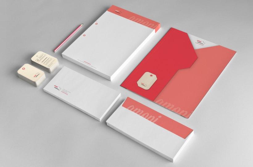 AmopiCamisetas - Identidad Visual Corporativa 2