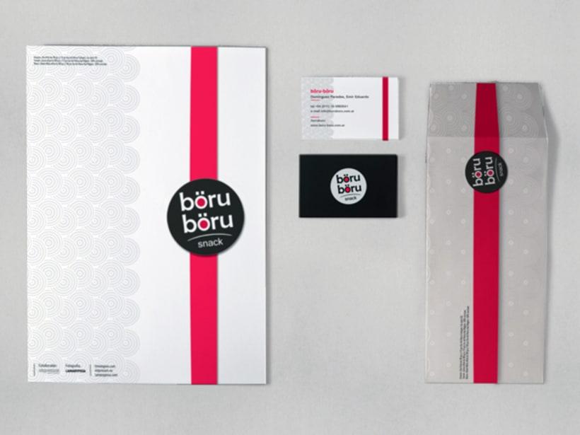 böru-böru snack - Branding 7