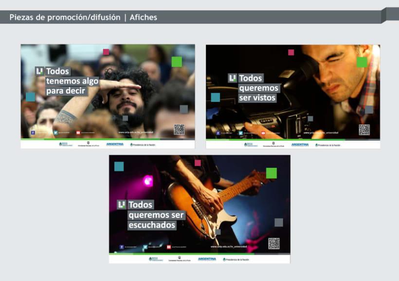 TV-Universidad - UNLP - Branding 9
