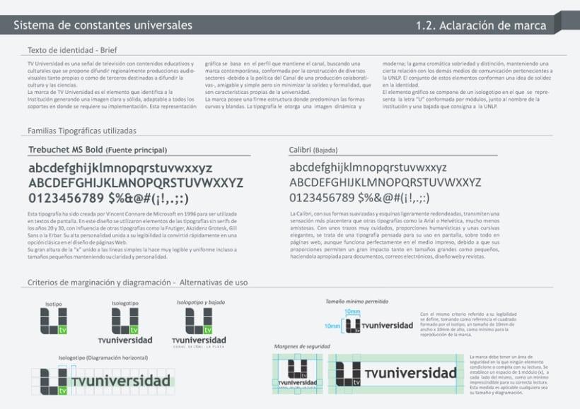 TV-Universidad - UNLP - Branding 3