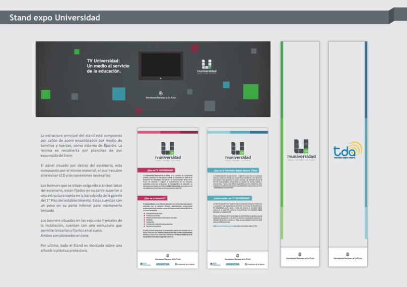 TV-Universidad - UNLP - Branding 16
