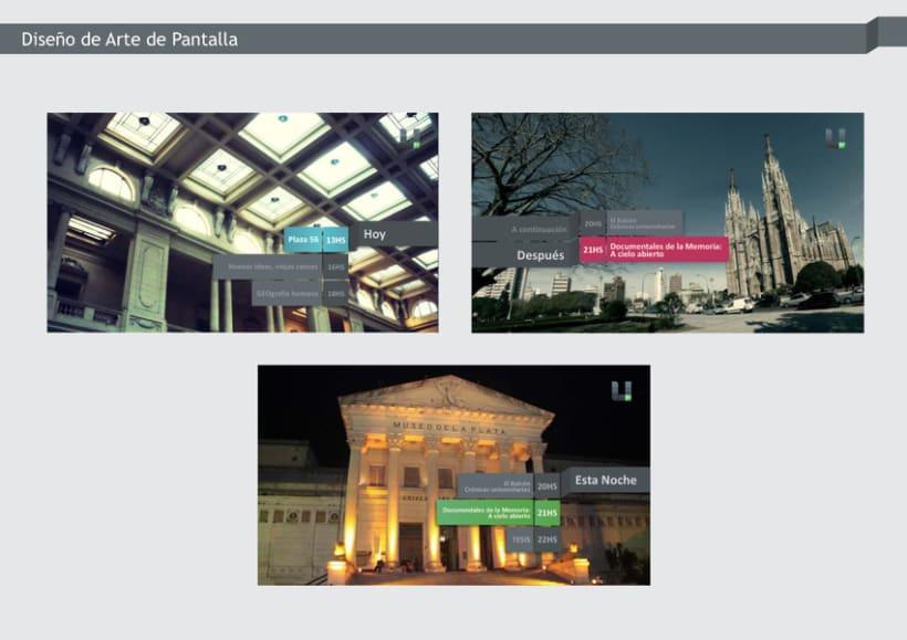 TV-Universidad - UNLP - Branding 21