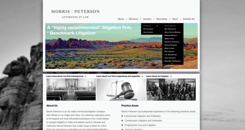 Morris Peterson, Attorneys at Law 1