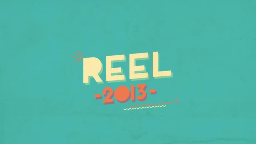 Reel 2013 0