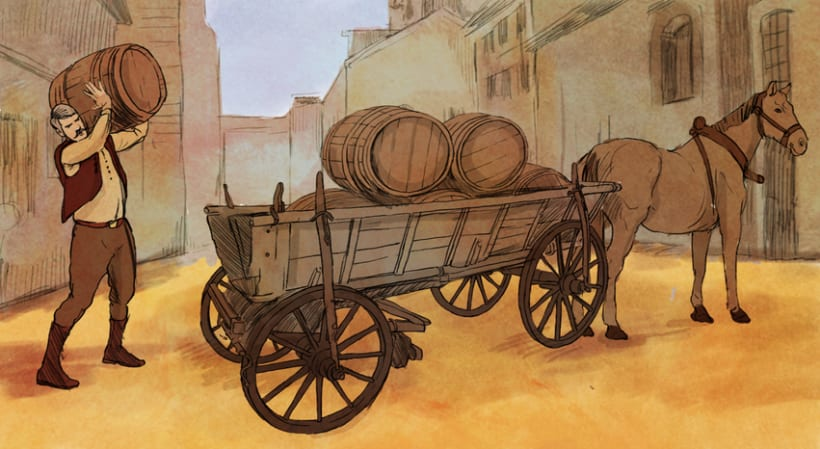 Storyboard   Cerveza Kozel 1