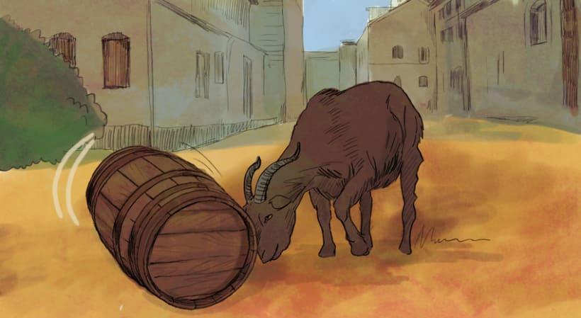 Storyboard   Cerveza Kozel 3