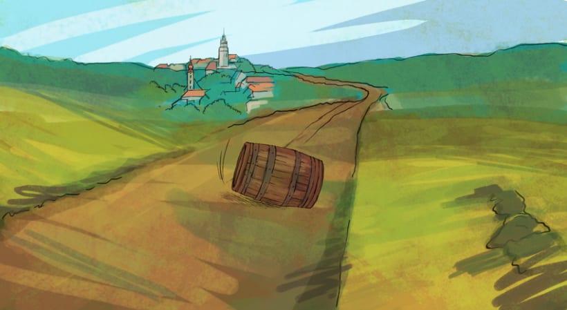 Storyboard   Cerveza Kozel 7