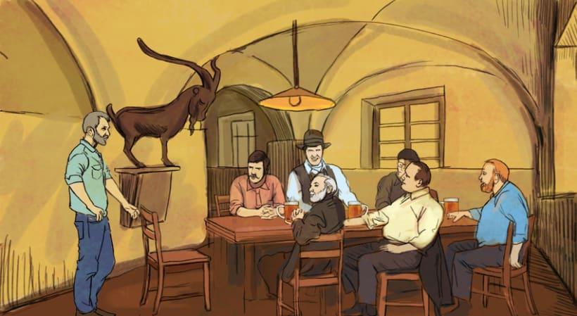 Storyboard   Cerveza Kozel 25