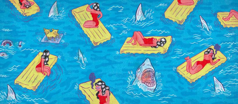 HUMO (Libro ilustrado) Del Hambre dibuja y 16 autores escriben. Publicación: MARZO 2014 13