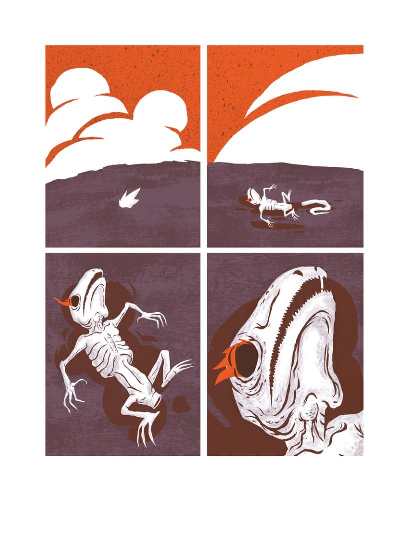 La Salamandra - Fantasías Extraordinarias 1