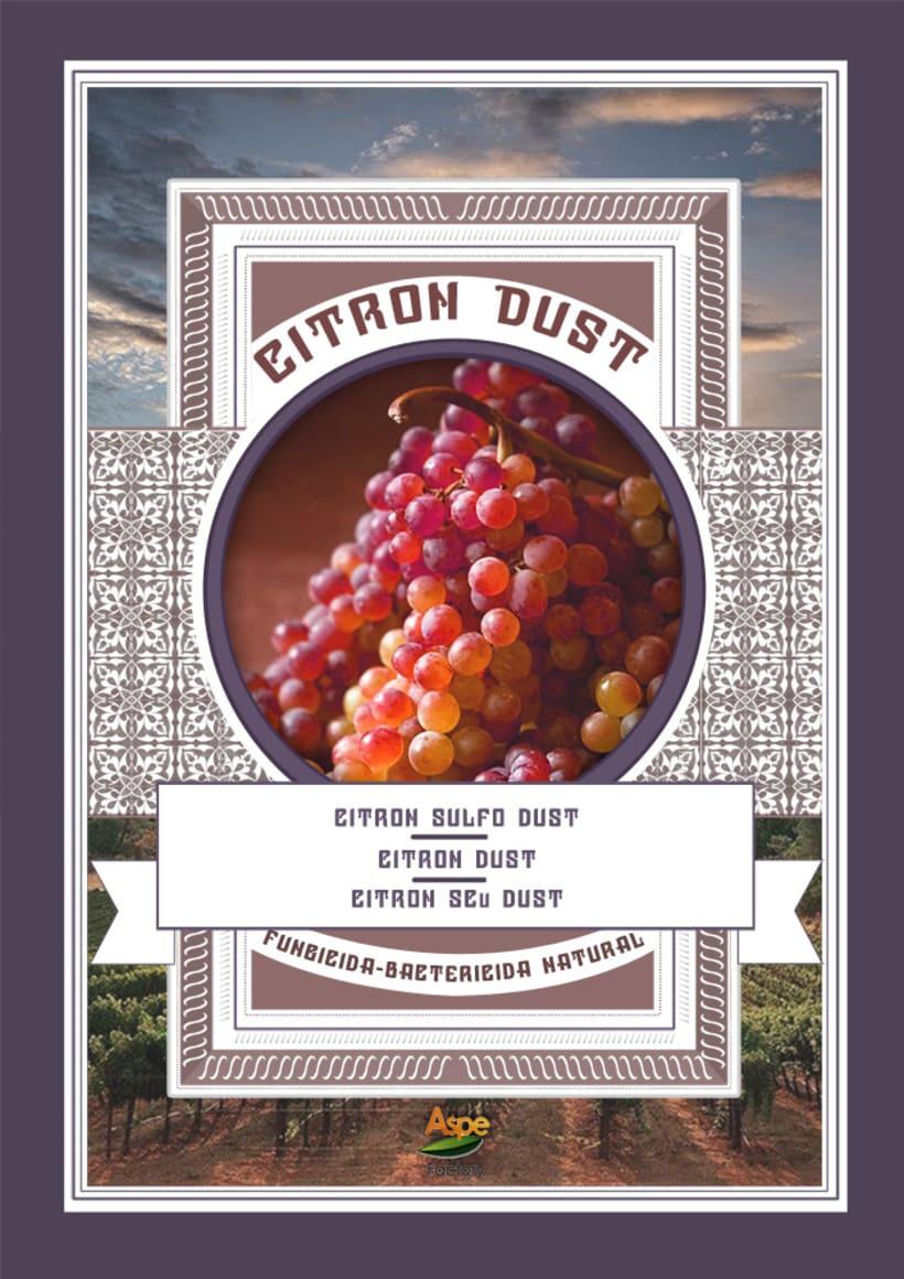 Catálogo Citron Dust 0