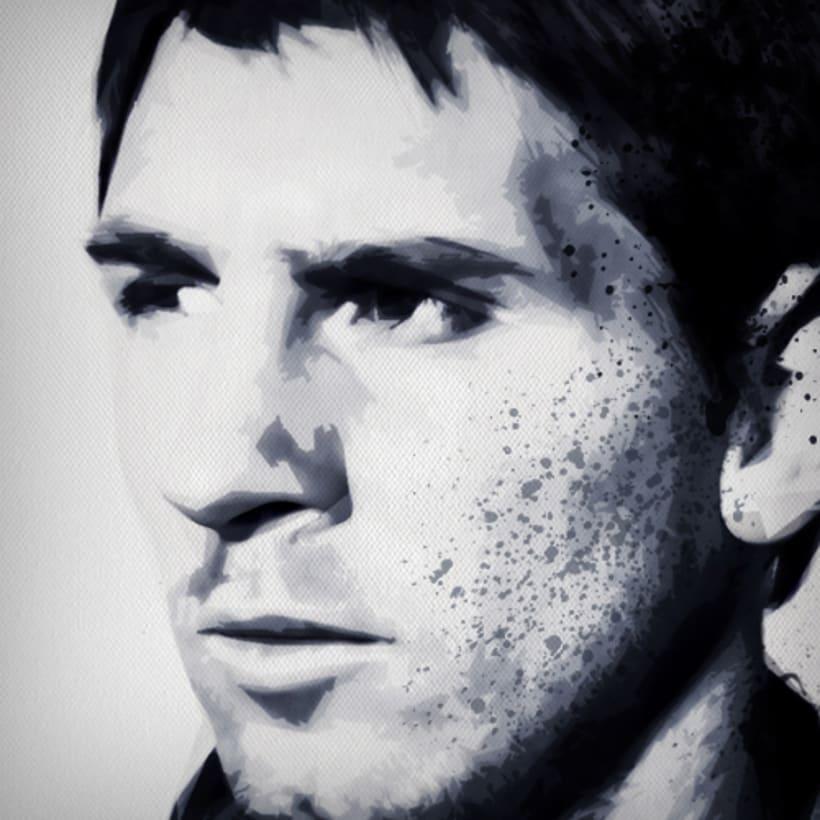 Tributo Leo Messi 1