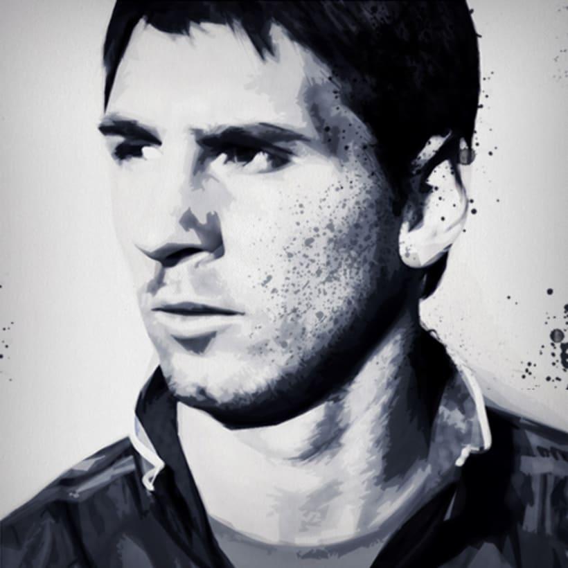 Tributo Leo Messi 2