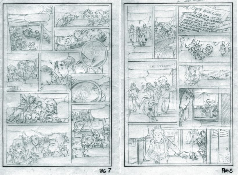 Comics...TV Show/ Coolibris/Harry Cover/ Valder/Tempus fugit/Indiana Lions/X-Men/Conan 8