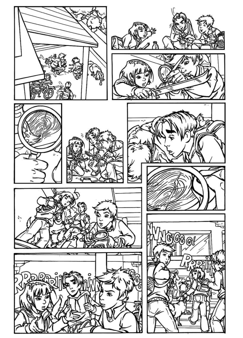 Comics...TV Show/ Coolibris/Harry Cover/ Valder/Tempus fugit/Indiana Lions/X-Men/Conan 14