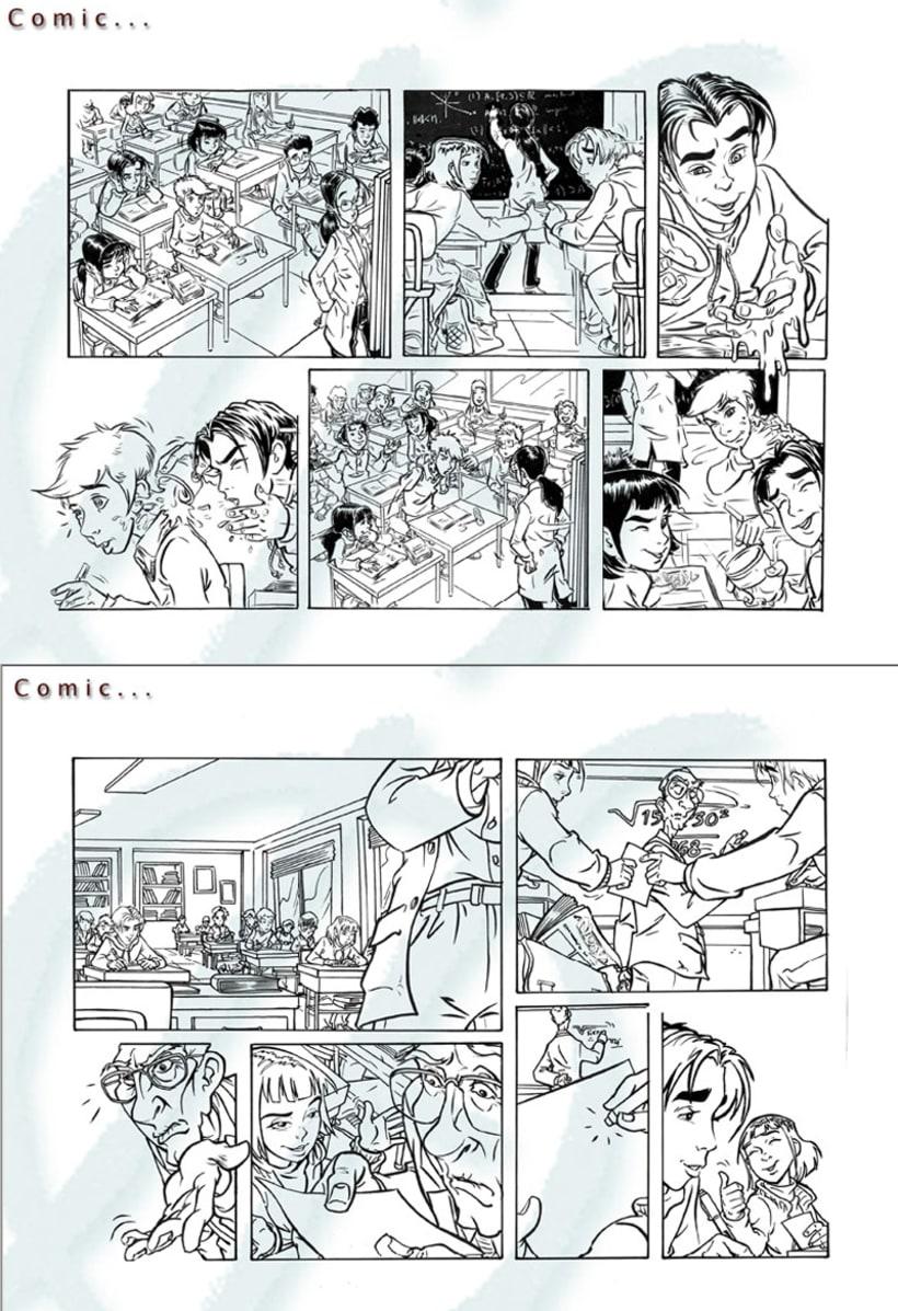 Comics...TV Show/ Coolibris/Harry Cover/ Valder/Tempus fugit/Indiana Lions/X-Men/Conan 15