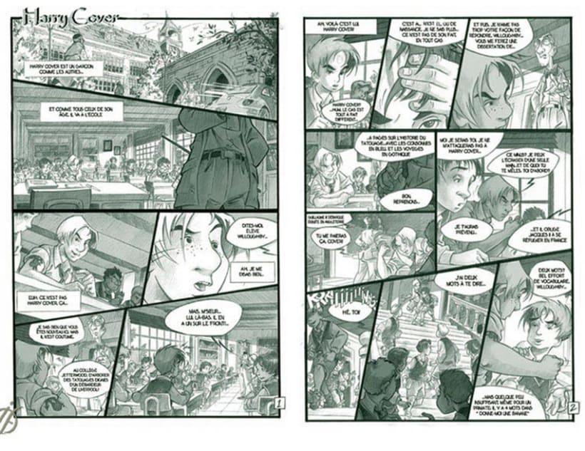 Comics...TV Show/ Coolibris/Harry Cover/ Valder/Tempus fugit/Indiana Lions/X-Men/Conan 16