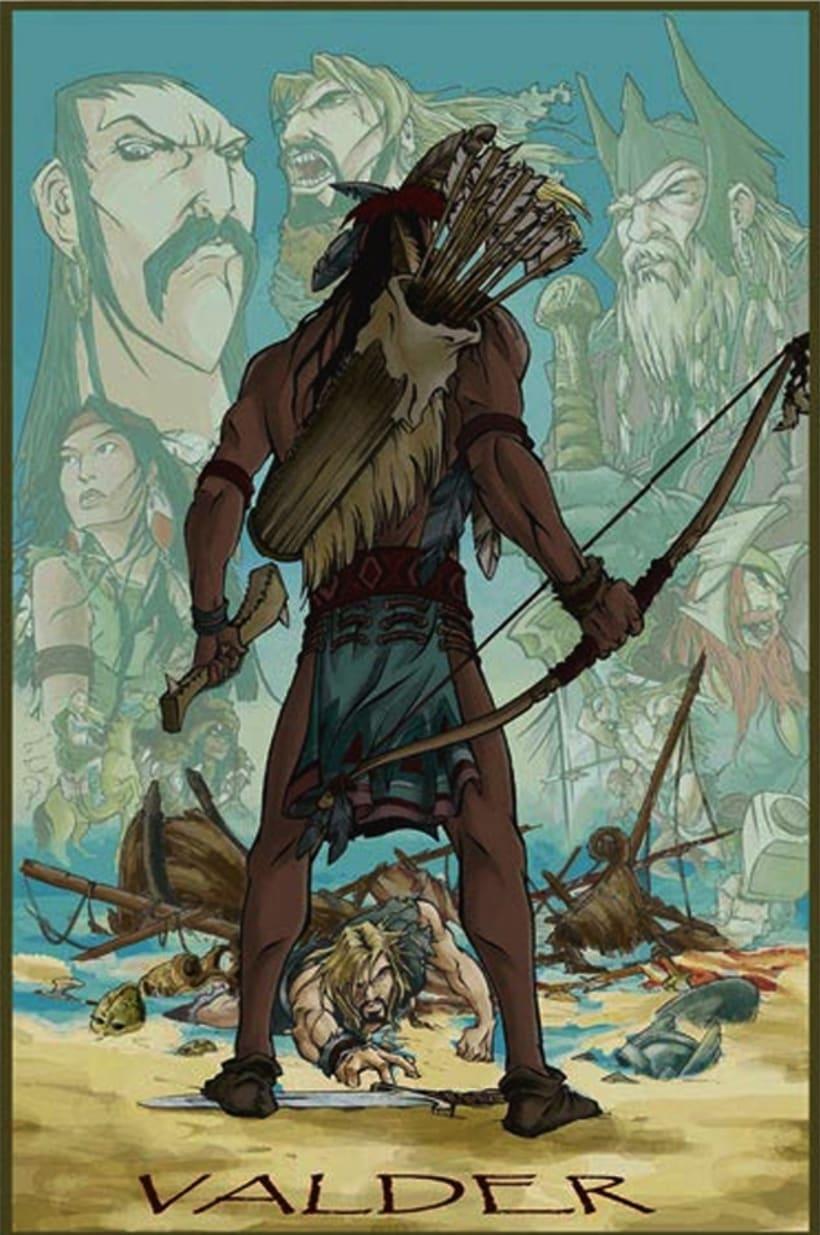 Comics...TV Show/ Coolibris/Harry Cover/ Valder/Tempus fugit/Indiana Lions/X-Men/Conan 17