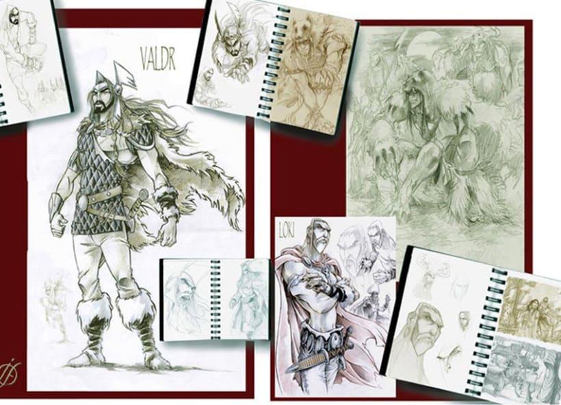 Comics...TV Show/ Coolibris/Harry Cover/ Valder/Tempus fugit/Indiana Lions/X-Men/Conan 19