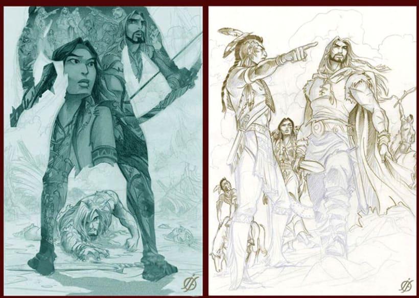 Comics...TV Show/ Coolibris/Harry Cover/ Valder/Tempus fugit/Indiana Lions/X-Men/Conan 21