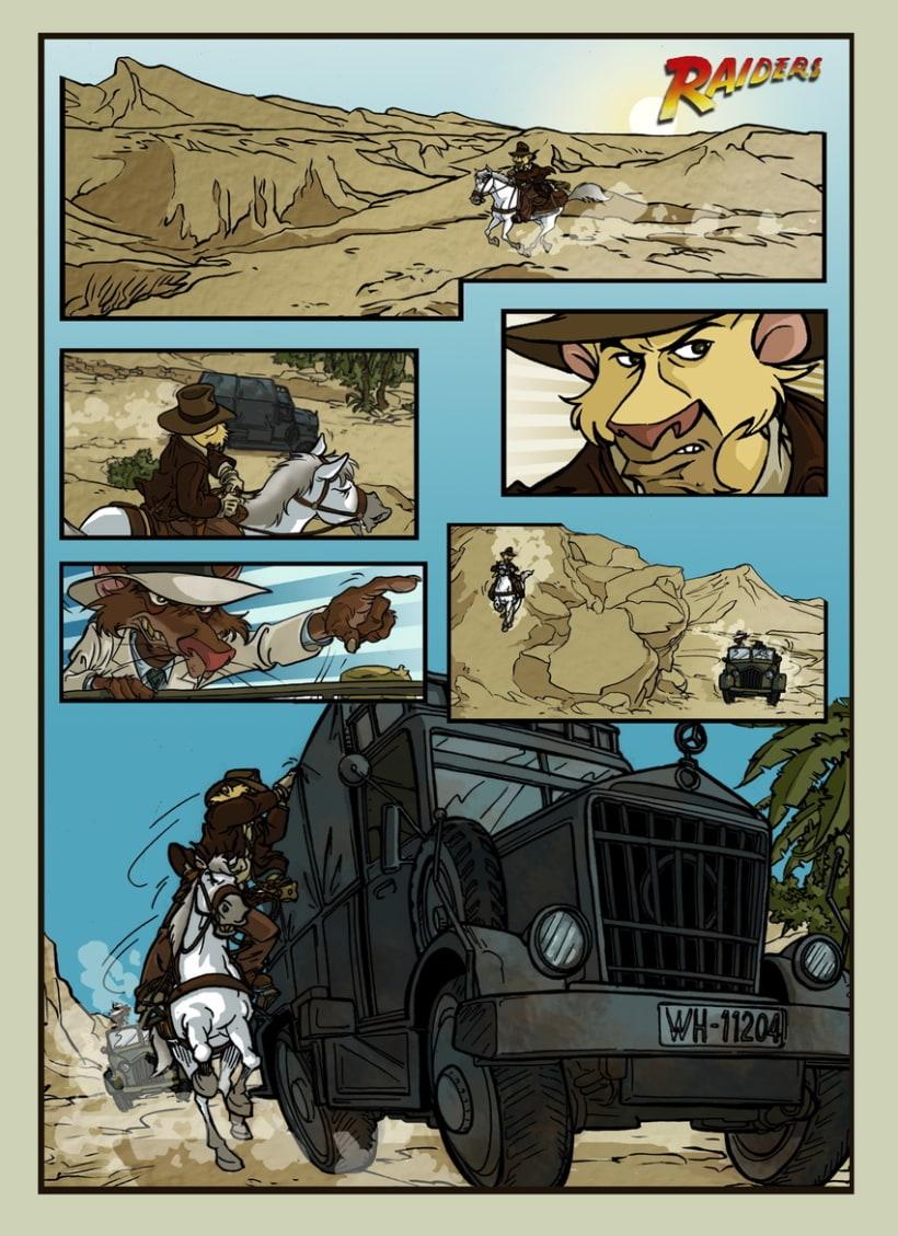 Comics...TV Show/ Coolibris/Harry Cover/ Valder/Tempus fugit/Indiana Lions/X-Men/Conan 27