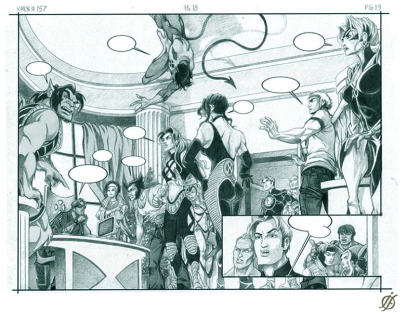 Comics...TV Show/ Coolibris/Harry Cover/ Valder/Tempus fugit/Indiana Lions/X-Men/Conan 29