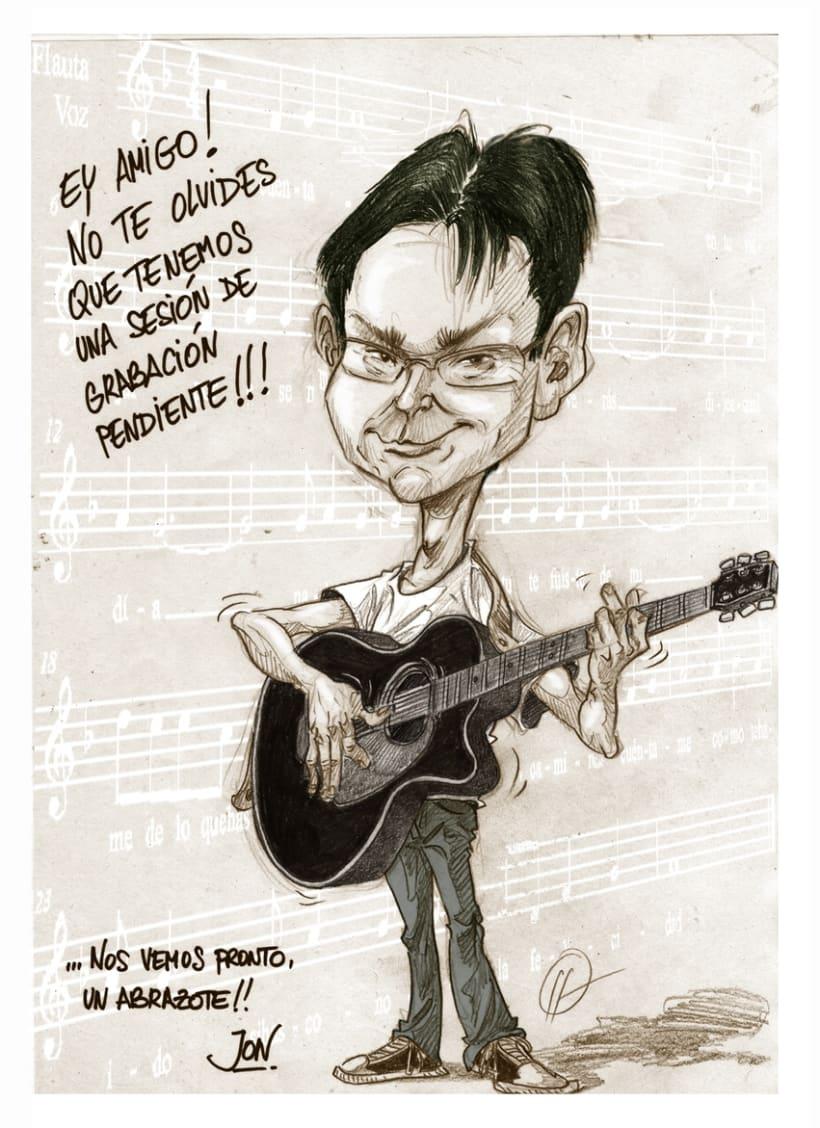 Caricatures & portraits... 1