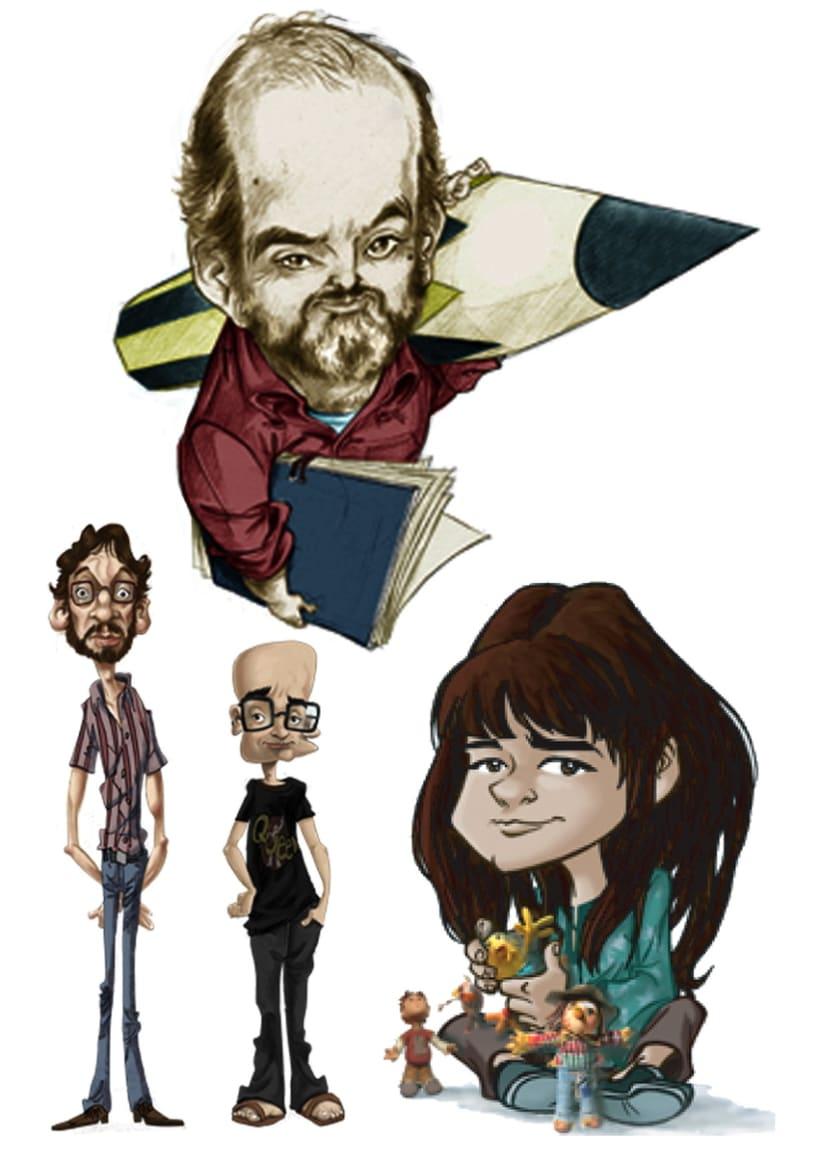 Caricatures & portraits... 2