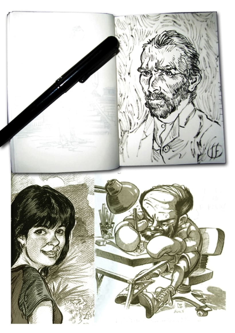 Caricatures & portraits... 4