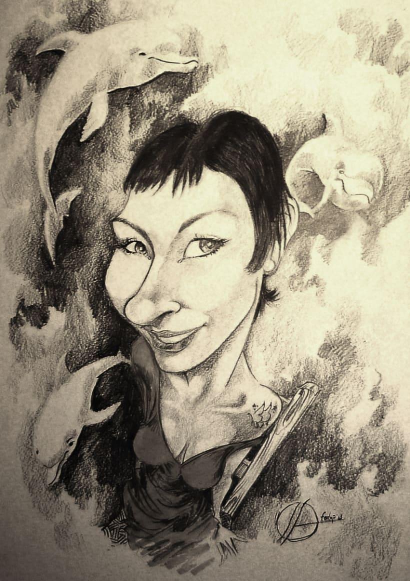 Caricatures & portraits... 5