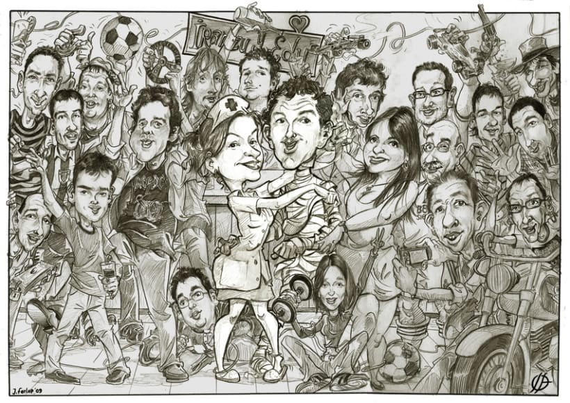 Caricatures & portraits... 7