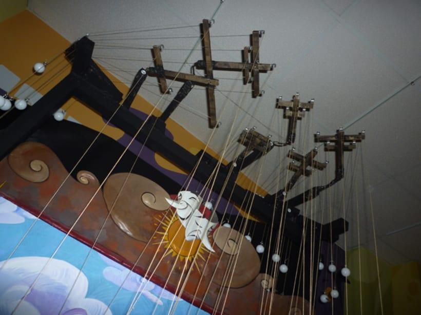 """ESCULTURA/MODELADO/MAQUETAS Y ESCENARIOS (1)...""""Defectuosos"""" Animated Shortfilm 41"""