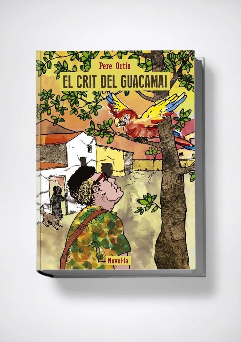 Diseño de portadas de libros 1