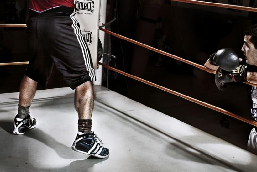 La Escuela de Boxeo 3