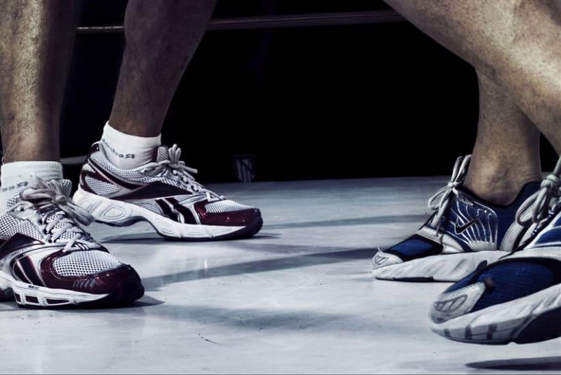 La Escuela de Boxeo 1