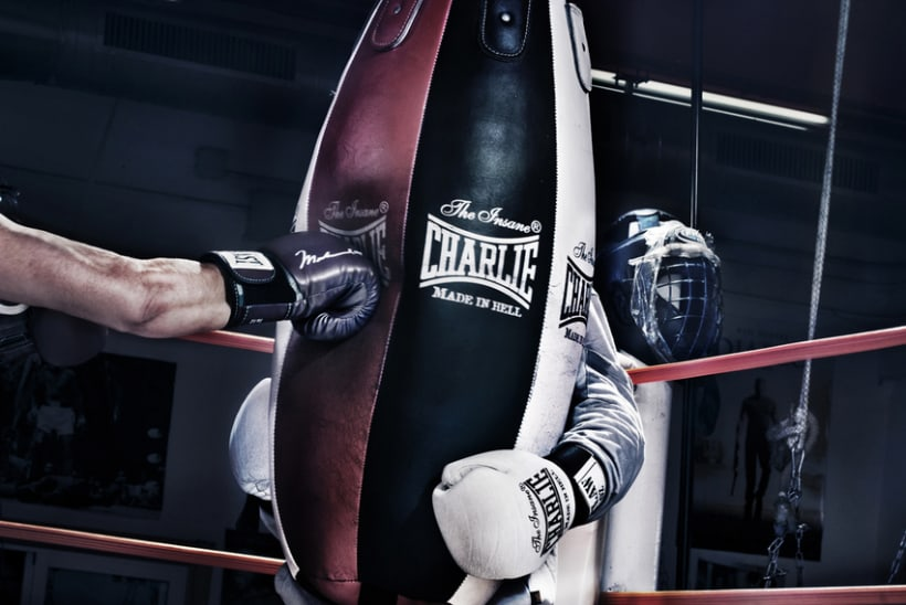 La Escuela de Boxeo 6