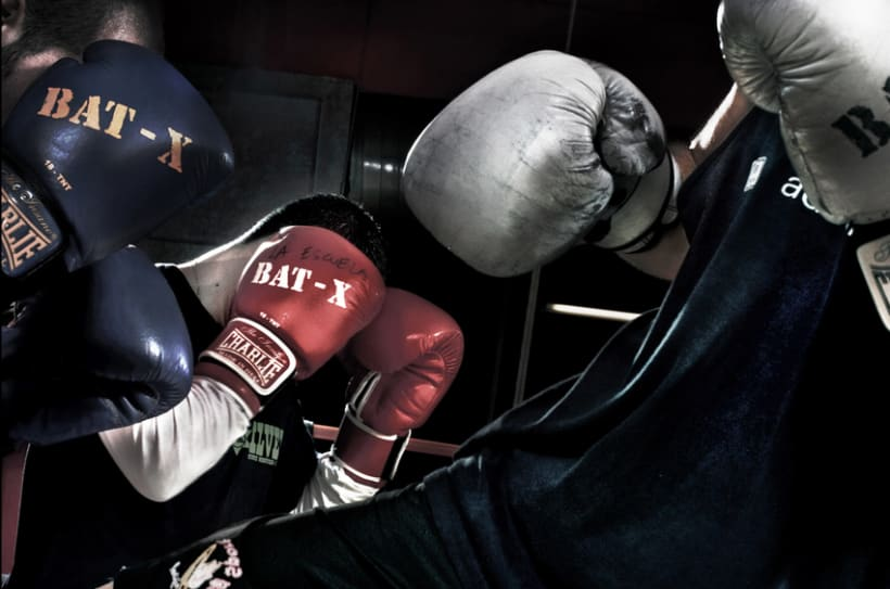 La Escuela de Boxeo 8