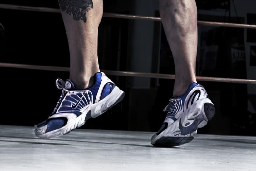 La Escuela de Boxeo 10