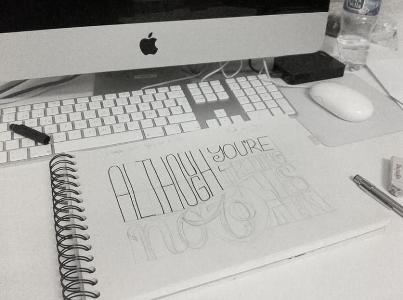 Lettering Experience 1