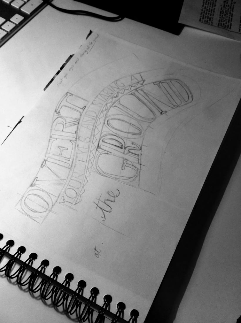 Lettering Experience 0